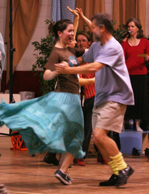 Contra Dancing in Greenville