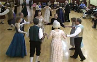 Country Dancers of Westchester dance Newcastle